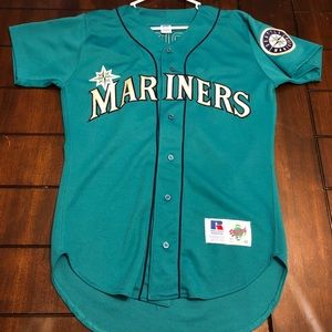 official photos f7da2 294bf Authentic Alex Rodriguez Seattle Mariners Jersey